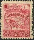 Nicaragua 1896 Map of Nicaragua h