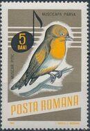 Romania 1966 Song Birds a
