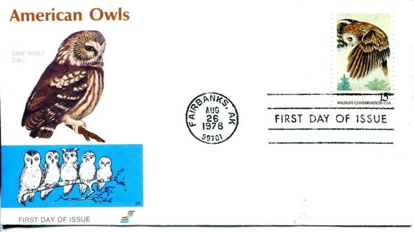 United States of America 1978 Wildlife Conservation Issue FDCf