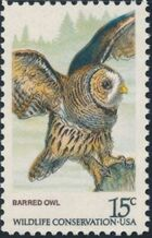 United States of America 1978 Wildlife Conservation Issue c