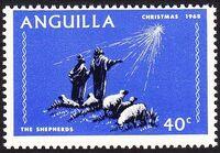 Anguilla 1968 Christmas d
