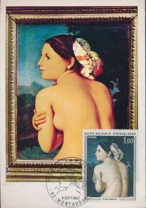 France 1967 French Art (1967-3) MCa