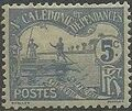 New Caledonia 1906 Men Poling (Postage due Stamps) a.jpg