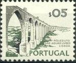 Portugal 1973 Landscapes and Monuments (3rd Group) a