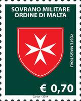 Sovereign Military Order of Malta 2014 The Maltese Cross c