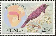 Venda 1983 Migratory Birds c