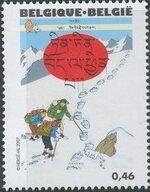 Belgium 2007 Tintin book covers translated u