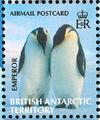 British Antarctic Territory 2008 Penguins of the Antarctic e.jpg