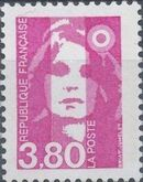 France 1990 Marianne - New Values e