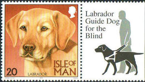 Isle of Man 1996 Dogs at Work a