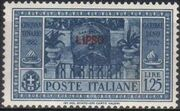 Italy (Aegean Islands)-Lipso 1932 50th Anniversary of the Death of Giuseppe Garibaldi g
