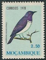 Mozambique 1978 Birds d