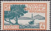 New Caledonia 1928 Definitives c