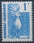 New Caledonia 1989 Definitives (2nd Group) a