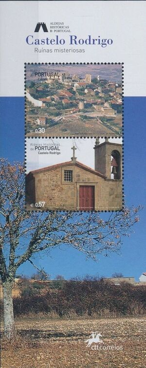 Portugal 2005 Portuguese Historic Villages (2nd Group) SSd
