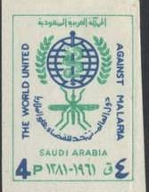 Saudi Arabia 1962 Malaria Eradication e