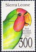 Sierra Leone 1992 Bird's Heads g