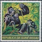 Guinea-Bissau 1978 Endangered Species f