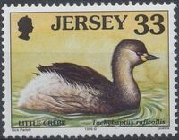 Jersey 1999 Seabirds and waders (4th Issue) e