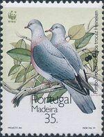 Madeira 1991 WWF Trocaz Pigeon b