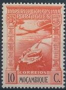 Mozambique 1938 Portuguese Colonial Empire (Airmail Stamps) a