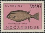 Mozambique 1951 Fishes s