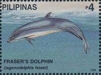 Philippines 1998 Marine Mammals Found in Philipines Waters c