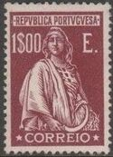 Portugal 1926 Ceres (London Issue) q