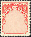 United States of America 1959 Numerals (Postage Due Stamps) r