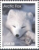 United States of America 1999 Arctic Animals b