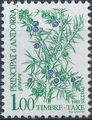Andorra-French 1985 Flowers (Postage Due Stamps) f.jpg
