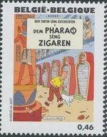Belgium 2007 Tintin book covers translated d