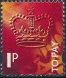 Great Britain 1994 Postage Due Stamps a
