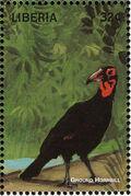 Liberia 1998 Birds of the World l