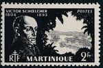 Martinique 1945 Victor Schoelcher k