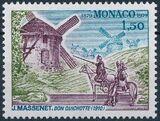Monaco 1979 100 Years Opera Hall Salle Garnier c
