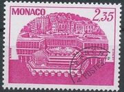 Monaco 1979 Convention Center in Monte Carlo (3rd Group) d