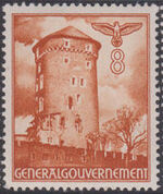 Poland-General Government 1940 Buildings (1st Group) b