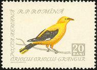 Romania 1959 Birds b