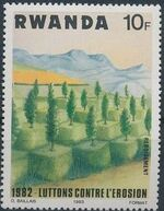 Rwanda 1983 Soil Erosion Prevention e