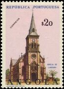 Angola 1963 Churches b