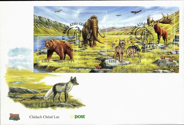 Ireland 1999 Extinct Irish Animals l