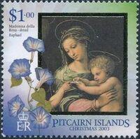 Pitcairn Islands 2003 Christmas b