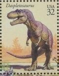 United States of America 1997 The World of Dinosaurs k