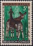 Belgian Congo 1959 Animals i