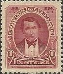 Ecuador 1894 President Vicente Rocafuerte g