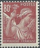 France 1940 Iris (2nd Group) a