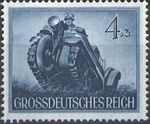 Germany-Third Reich 1944 Armed Forces and Heroes Day b