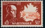 Martinique 1945 Victor Schoelcher b