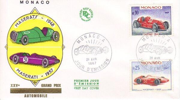 Monaco 1967 Automobiles r